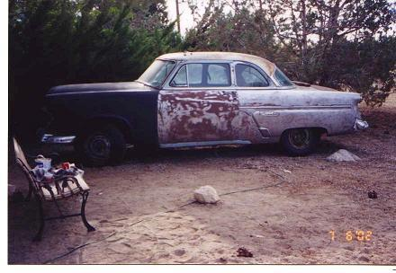 59Bisquik 1954 Ford Crown Victoria 6534466