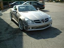 Erny007s 2004 Mercedes-Benz SLK-Class