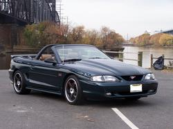 droptoppony 1996 Ford Mustang