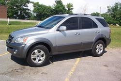 Catmandus 2003 Kia Sorento