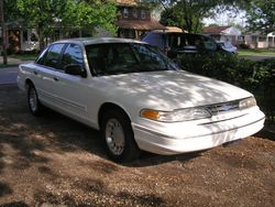 theredlineboss 1996 Ford Crown Victoria
