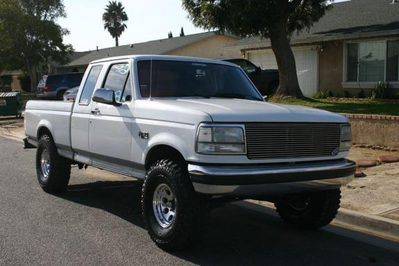 thedeviouseffect 1995 ford f150 regular cab specs, photos PreRunner Truck thedeviouseffect 1995 ford f150 regular cab 20462810010_large