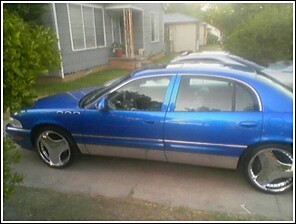 Another Da_Candy_Blu 1998 Buick Park Avenue post... - 6536486