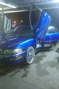 Another Da_Candy_Blu 1998 Buick Park Avenue post... - 6536491