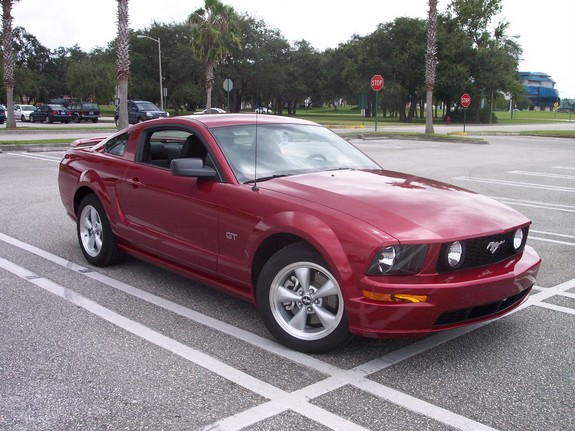 jt14894 2005 Ford Mustang 6790561