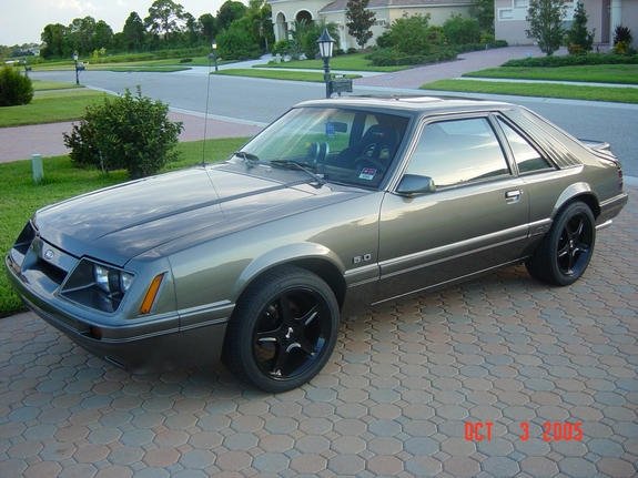 Kevshofe 1986 Ford Mustang Specs Photos Modification
