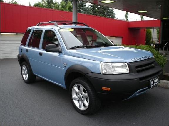oregonrover 2002 land rover freelander specs photos modification info at cardomain. Black Bedroom Furniture Sets. Home Design Ideas