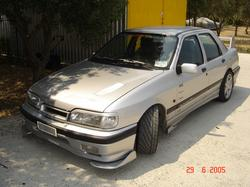 detos 1994 Ford Sierra