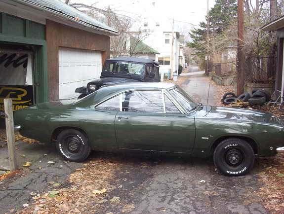 Another stroker416 1968 Plymouth Barracuda post... - 6537879