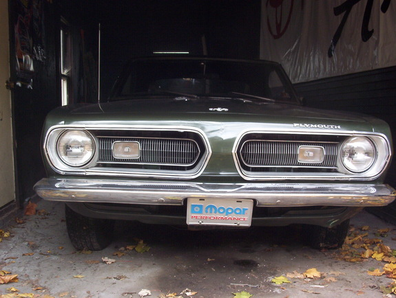 Another stroker416 1968 Plymouth Barracuda post... - 6537881