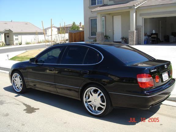 Gs300ondubz 1999 Lexus Gs Specs Photos Modification Info