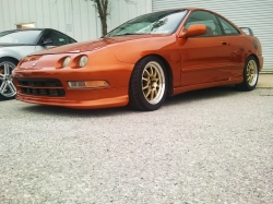 Mattsturbozs 1995 Acura Integra