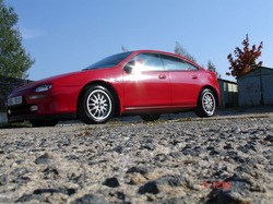 LoboCZs 1997 Mazda 323