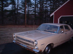 mercedesman95s 1966 Mercury Comet