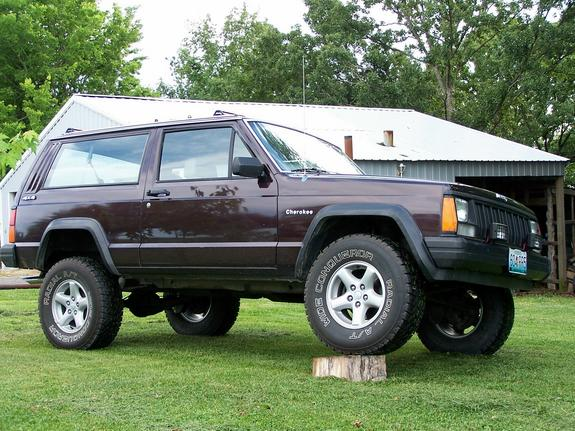 65stangturbo6 1990 jeep cherokee specs photos modification info at cardomain. Black Bedroom Furniture Sets. Home Design Ideas