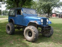 tdiffees 1983 Jeep CJ7