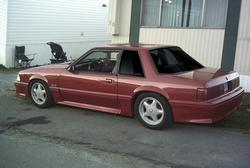 Coreyswifey 1990 Ford Mustang