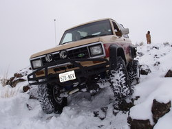 WAB2GUYs 1985 Ford Bronco II