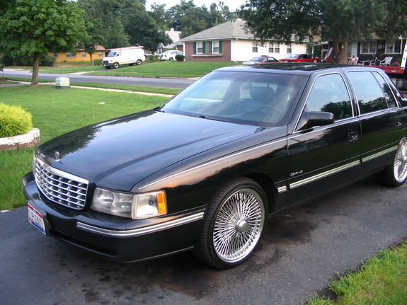 AllyAl 1999 Cadillac DeVille 20494430009 Large 20494430003