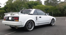 MR2bustins 1988 Toyota MR2