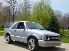 DropdIts 1996 Chevrolet Blazer
