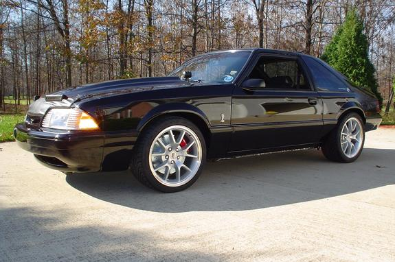 Blown306stang 1990 Ford Mustang Specs Photos Modification Info At Cardomain
