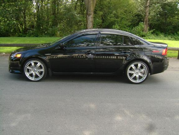 Another ChrisGraham Acura TL Post Photo - 2004 acura tl upgrades