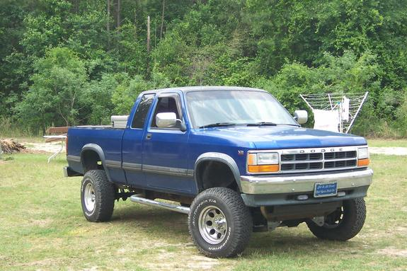 Large on 1995 Dodge Dakota 3 Lift