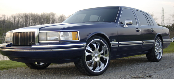 Another costafam4 1991 Lincoln Town Car post... - 6547856