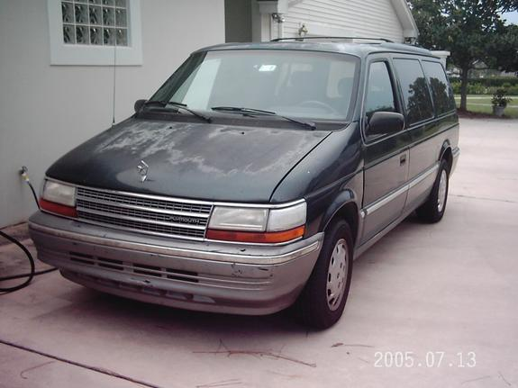 codypet  plymouth voyager specs  modification info  cardomain