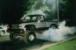 hotrod4x4s 1983 Chevrolet C/K Pick-Up