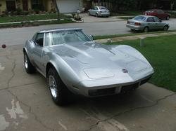 captnbackfire 1973 Chevrolet Corvette
