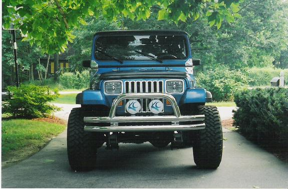 Another BlueJeep224 1991 Jeep Wrangler post... - 6544375