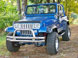BlueJeep224s 1991 Jeep Wrangler