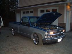 Welshdaddy 1989 Chevrolet Cheyenne