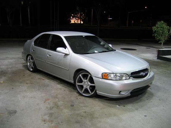 Godfathrxx 2000 Nissan Altima Specs Photos Modification