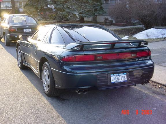 Another OneCoolGT 1992 Mitsubishi 3000GT post... - 6547924