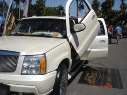 SSDOWNEYs 2003 Cadillac Escalade
