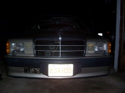 Outlawzz420s 1987 Mercedes-Benz 190-Class