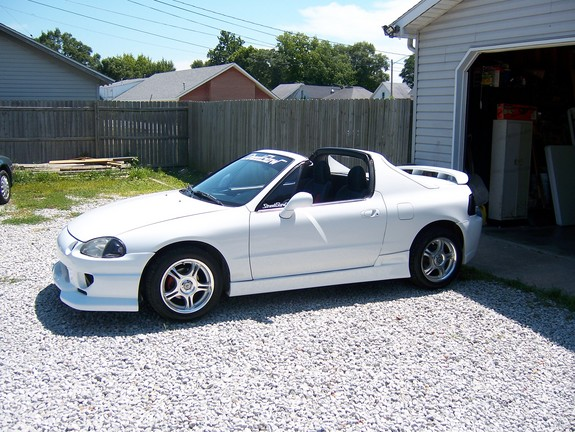buddy22 1995 honda del sol specs photos modification info at cardomain. Black Bedroom Furniture Sets. Home Design Ideas