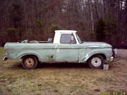 blueovalnut9461s 1961 Ford F150 Regular Cab