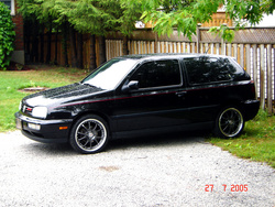 Spencer17s 1994 Volkswagen GTI