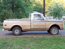 TeagueTruck 1969 Chevrolet C/K Pick-Up 6556801