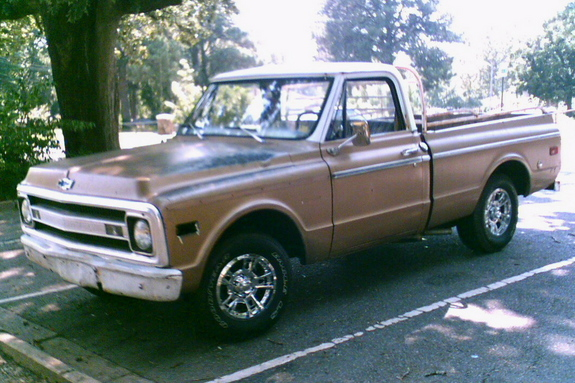 TeagueTruck 1969 Chevrolet C/K Pick-Up 6556804