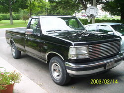 longfords 1992 Ford F150 Regular Cab