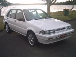 GothThing 1991 Nissan Pulsar
