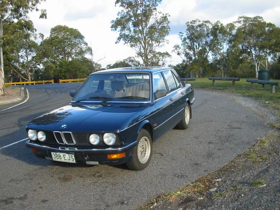 Another avelkov 1988 BMW 5 Series post... - 6588447