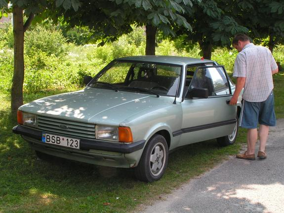 Another malachas 1982 Ford Taunus post... - 6559848