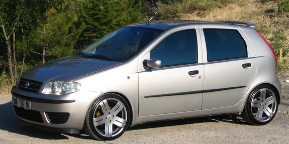 porsuk 2004 fiat punto specs photos modification info at cardomain. Black Bedroom Furniture Sets. Home Design Ideas