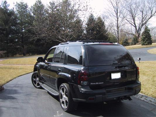 kilabee0 2004 Chevrolet TrailBlazer Specs, Photos ...